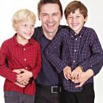 Vater und Söhne