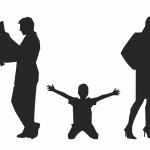 Zwischen den Fronten.Kinder im Scheidungskrieg. Wenn das Kind zur Waffe wird.