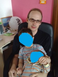 Jan Franchella. Wann darf er sich wieder um seine Kinder kümmern?