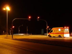 Krankenwagen 112