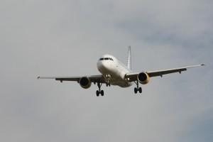 A320 im Anflug