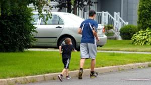 Eltern haben einen Anspruch auf eine konkrete Umgangsregelung.