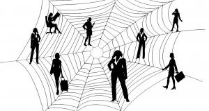 Im Netz der Frauen