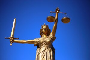 Bild Gerechtigkeit Justicia