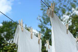 Wäsche (Symbolbild)
